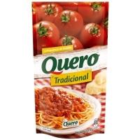 Molho de tomate tradicional Quero sachê 1,02kg