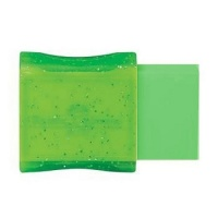 Borracha TK Plast Glitz com capa Faber-Castell