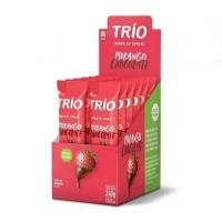 Barra de cereais morango chocolate Trio 240g (12 unidades)