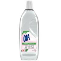 Lava roupas líquido Ola Agua de Rosas Natural Essentials 1L