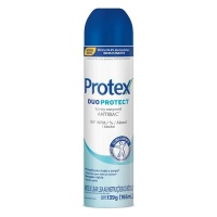 Spray corporal antibacteriano Protex Duo Protect 185ml