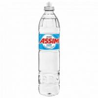 Detergente líquido clear Assim 500ml