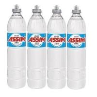 Detergente líquido coco Assim 500ml (4 unidades)