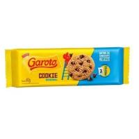 Cookie baunilha com gotas de chocolate Garoto 60g
