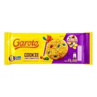 Cookie baunilha com confeitos de chocolate Garoto 60g