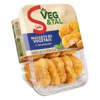 Nuggets de vegetais Veg & Tal Sadia 200g