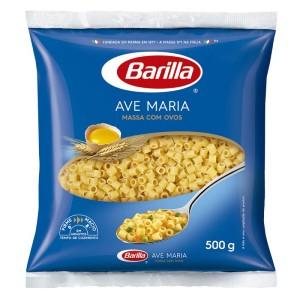Massa Ave Maria Barilla pacote 500g.