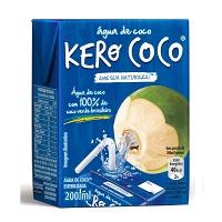 Água de coco Kero Coco 200ml.