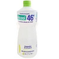 Álcool etílico líquido 46º INPM tradicional 1lt