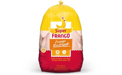 Frango inteiro Super Frango 2,5kg