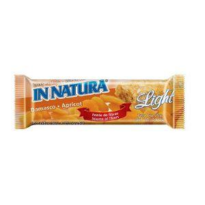 Barra de cereal light damasco In Natura 24x 25g.