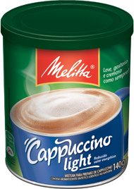 Cappuccino light Melitta140g.