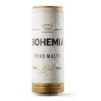Cerveja Bohemia lata 350ml.