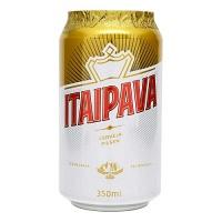 Cerveja Itaipava lata 350ml.