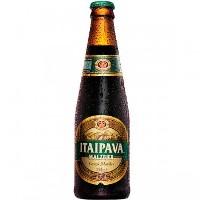 Cerveja Itaipava Malzbier long neck 350ml.