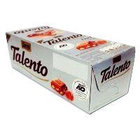 Chocolate Talento diet avelã display 15x1