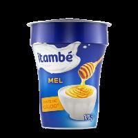 Iogurte sabor mel Itambé 170g.