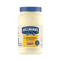 Maionese Hellmanns tradicional 500g.