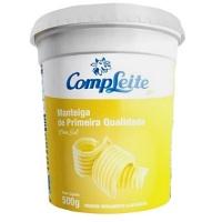 Manteiga com sal Compleite 500g.