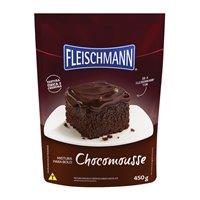 Mistura para bolo de chocolate Fleischmann 450 gr.