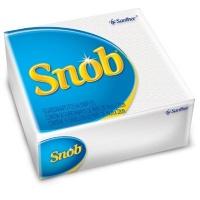 Guardanapo papel Snob pequeno 22x24 cm