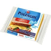 Queijo Polenghi sandwich prato light 144g.