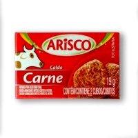 Caldo de carne Arisco 19g.