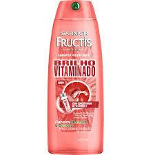 Shampoo Garnier Fructis brilho vitaminado  200ml