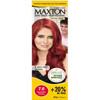 Tinta para cabelo Maxton vermelho 7.6