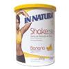 Shake zero sabor banana  In Natura 350g
