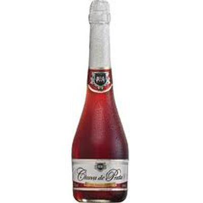 Espumante rosé Chuva de Prata 750ml