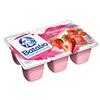 Iogurte cremoso com polpas de frutas 6 Morango Batavo  540g