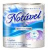 Papel higiêncio neutro folha simples (marcas variadas) 4x1