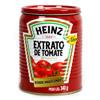 Extrato de tomate Heinz lata 340g.