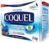 Sabão em pó biodegradável de coco Coquel 1kg