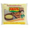 Farinha de mandioca amarela fina Amafil 1kg.