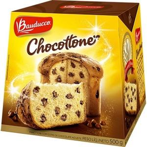 Chocottone  Bauducco 500g.