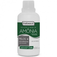 Amonia Farmax 100ml.