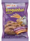 Rosquinhas integrais Gergelim e Linhaça Dourada Jasmine 200g