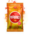 Preservativo Prudence fire  3x1