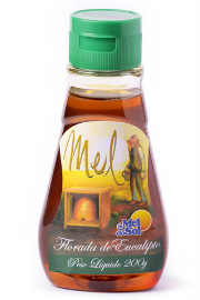 Mel de eucalipto Mel do Sol 200g