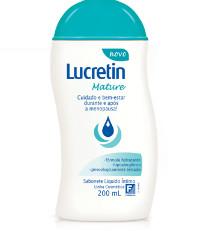 Sabonete líquido intimo Mature Lucretin 200ml