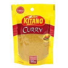 Tempero em pó Curry sabor da Índia 80g