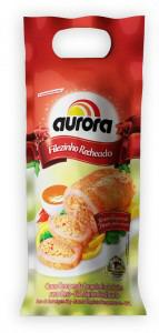 Filezinho suino congelado  Aurora 1Kg