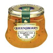 Geléia Gengibre com limão Queensberry 320g.