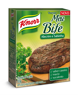 Tempero meu bife Knorr 35g