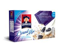 Cereal mix ameixa com iogurte Quaker 150g