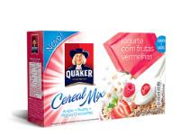 Cereal mix frutas vermelhas com iogurte Quaker 150g