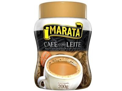 Mistura p/ preparo de café com leite Maratá 200g