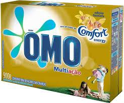 Sabão em pó Omo Comfort energy 1kg
